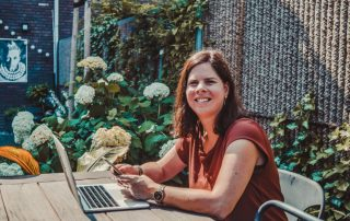 zomerstop bloggen